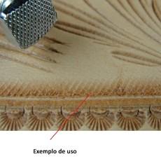 Pino Importado para Bordar Couro - Craftool B803