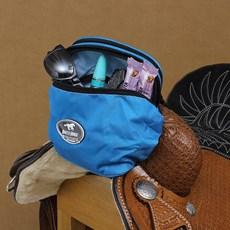 Pochete Boots Horse Azul Turquesa para Sela 26543