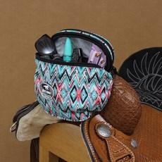Pochete para Sela Boots Horse Estampa Colorida 26549