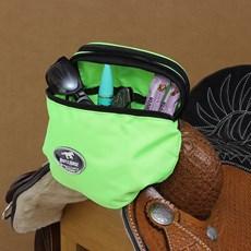 Pochete para Sela Boots Horse Verde Limão 26540