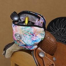 Pochete para Sela Estampa Colorida Boots Horse 26548