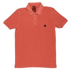 Polo Made in Mato Original Masculina Vermelha Stone 24001