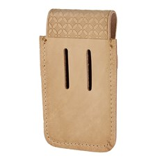 Porta Celular Couro Natural Bordado Cow Way 26502