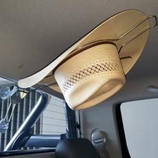 Porta Chapéu para Carro Texas Diamond com Ventosa 21324