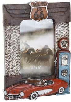 Porta Retrato de Mesa Route 66 Montana West 20380