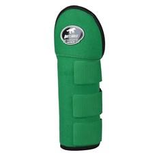 Protetor de Rabo Verde Boots Horse Curto para Cavalo 25774