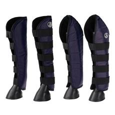 Protetor de Viagem Boots Horse Azul Marinho Longo 25823