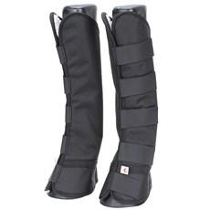 Protetor de Viagem para Cavalo Bronc-Steel 4 Peças Preto 21603