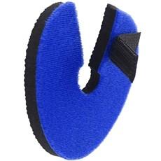 Protetor Lateral para Freio e Bridão Fabricado em Neoprene Azul - M Reis 15439