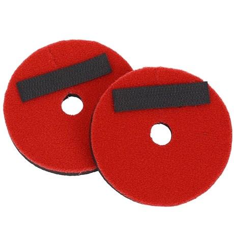 Protetor Lateral para Freio e Bridão Fabricado em Neoprene Vermelho - 15437