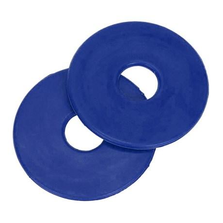 Protetor para Freio de Cavalo Azul Kauana 21577