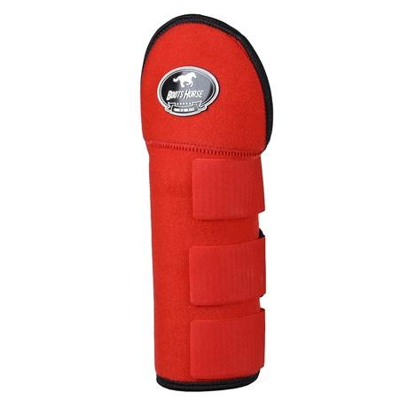 Protetor para Rabo de Cavalo Boots Horse Vermelho 25776
