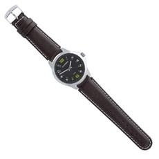 Pulseira de Couro Marrom para Relógio Ostral 25098
