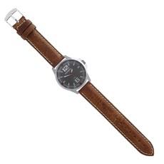 Pulseira de Couro Marrom para Relógio Ostral 25116