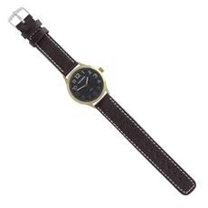 Pulseira para Relógio de Couro Marrom Ostral 25105