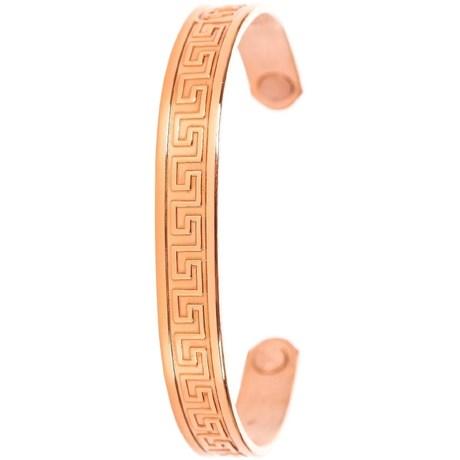 Pulseira Sabona Aztec Copper Magnetic