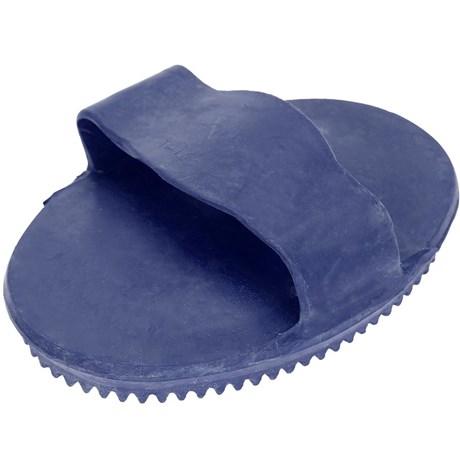 Raspadeira Partrade de Borracha Azul para Pêlos 22340