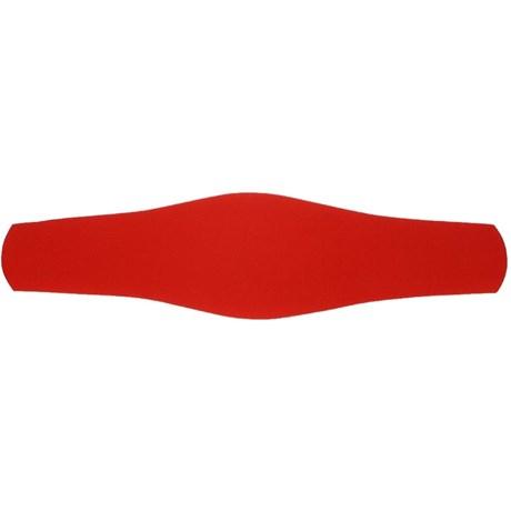 Refil para Barrigueira Larga em Neoprene Vermelho Shark Skin - M Reis 15445