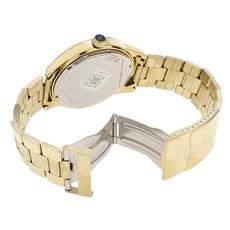 Relógio Masculino Dourado Seculus 23461