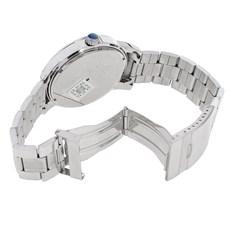 Relógio Masculino Prata 5ATM Seculus 23459