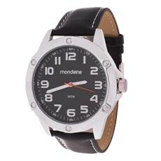 Relógio Masculino Preto Mondaine 3ATM 23481