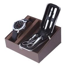 Relógio Mondaine 5ATM Masculino com Kit Manicure 24972