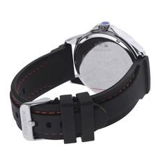 Relógio Mondaine 5ATM Masculino Preto Pulseira Silicone 23471