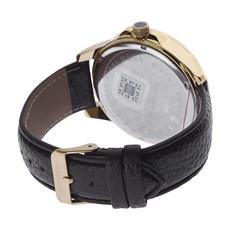 Relógio Mondaine Masculino Analógico Dourado 24970