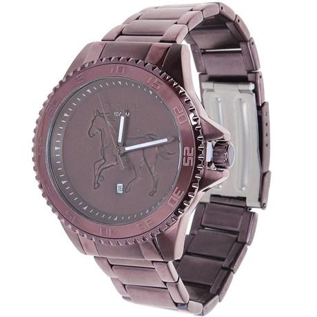 Relógio Seculus Masculino Long Life 5ATM 22046
