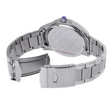 Relógio Seculus Masculino Prata Long Life 5ATM 24982