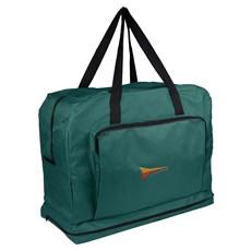 Sacola para Sela Verde com Divisória para Manta Fast Back 24990