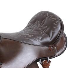 Sela de Cavalo Australiana Bronc-Steel Assento 17'' 27574