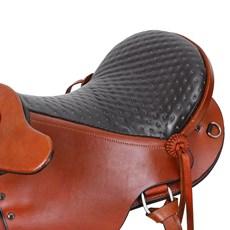 Sela de Cavalo Australiana Tradicional Elite Havana 15'' Completa Bronc-Steel 25837