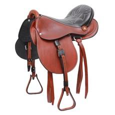 Sela para Cavalo Completa Australiana Tradicional Assento 16'' Bronc-Steel 24088