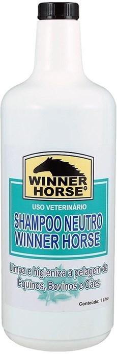 Shampoo Neutro - Winner Horse 0924