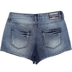 Short Jeans Feminino Confort  Sky Bleach - Tassa Gold 17185
