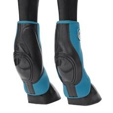 Skid Boot Médio para Cavalo Azul Boots Horse 29143