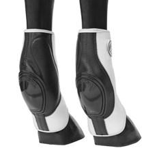 Skid Boot Médio para Cavalo Branco Boots Horse 29145