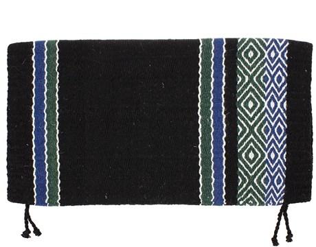 Sobremanta para Cavalo Importada Fabricada em Lã Preta - M Reis 18292