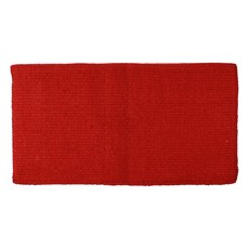 Sobremanta Vermelha Lã Boots Horse 26204