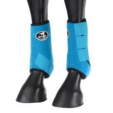 Splint Boot Boots Horse Azul Turquesa para Cavalo 25750