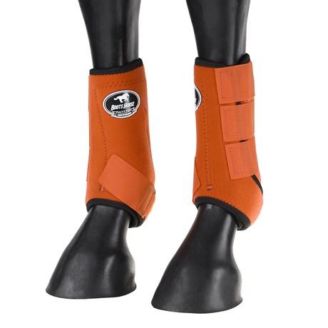 Splint Boot Boots Horse Laranja para Cavalo 25754