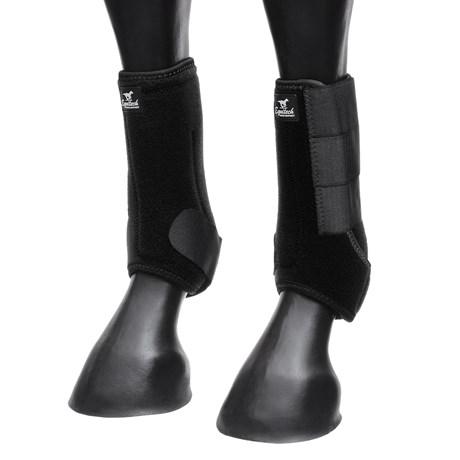 Splint Boot Dianteiro Preto Equitech 29479