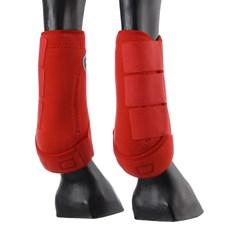Splint Boot Dianteiro Vermelho Boots Horse 28540