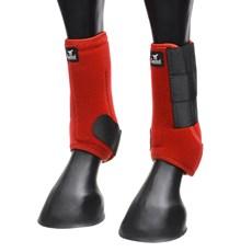 Splint Boot Dianteiro Vermelho Equitech 29480