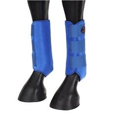 Splint Boot Equitech em Neoprene Azul 15663