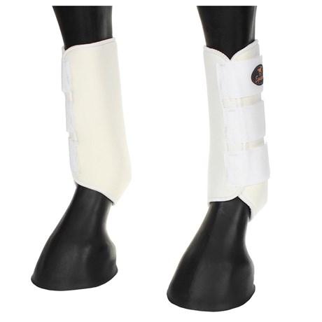 Splint Boot Equitech em Neoprene Branco 15693