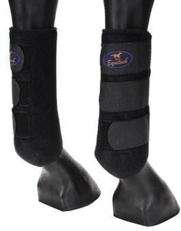 Splint Boot Equitech em Neoprene Preto 17242