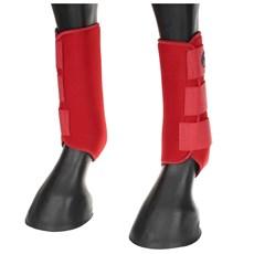 Splint Boot Equitech em Neoprene Vermelho 15692