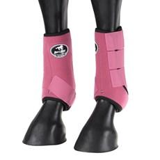 Splint Boot para Cavalo Boots Horse Rosa 25751
